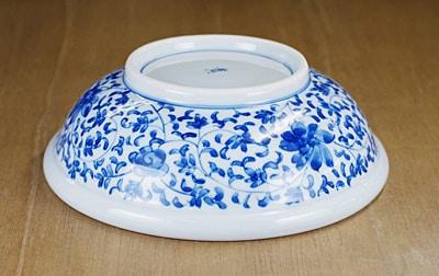 砥部焼 6寸玉縁鉢