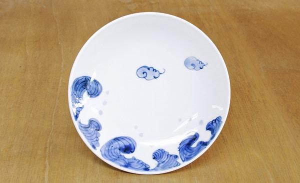 和食器 丸皿