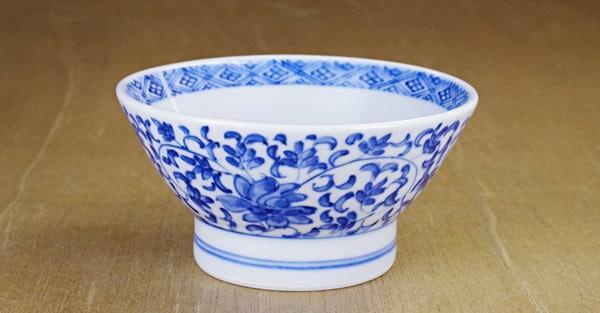 砥部焼き ごはん茶碗