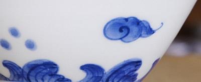 雲 手描き