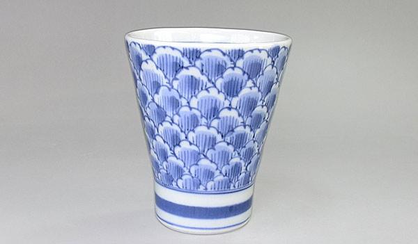 砥部焼 陽貴窯 フリーカップ
