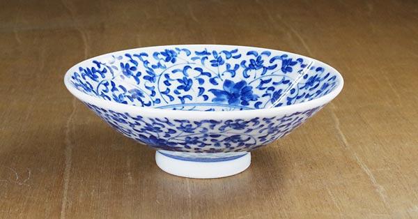 砥部焼き 陽貴窯 茶碗