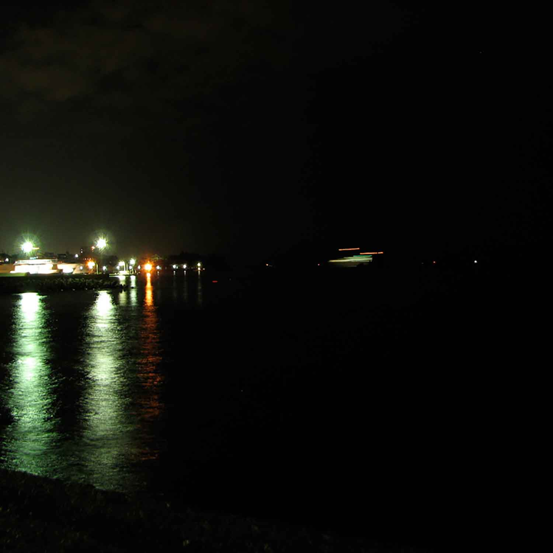 夜明け前〜出港