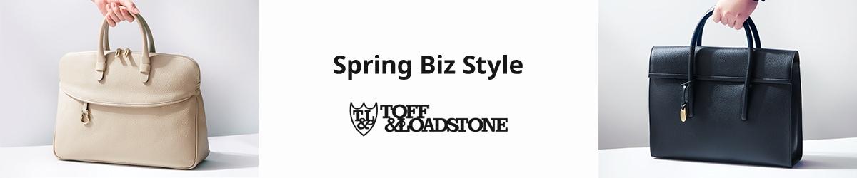 TOFF&LOADSTONE Spring Biz Style