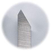 ハイス一体型の旋盤用切削バイト