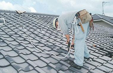 【藤井電工】 屋根上作業用安全器具 ヤネロップYU-300 【ツヨロン安全帯】