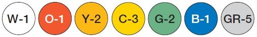 【谷沢/タニザワ】 ABS素材ヘルメット ST#181-FZ (ライナー入) 【作業/防災/安全】
