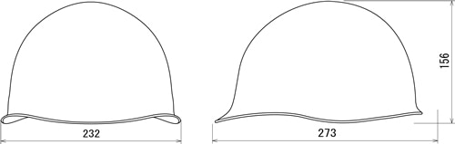 【谷沢/タニザワ】 ABS素材ヘルメット ST#160-AZ (ライナー入) 【作業/防災/安全】