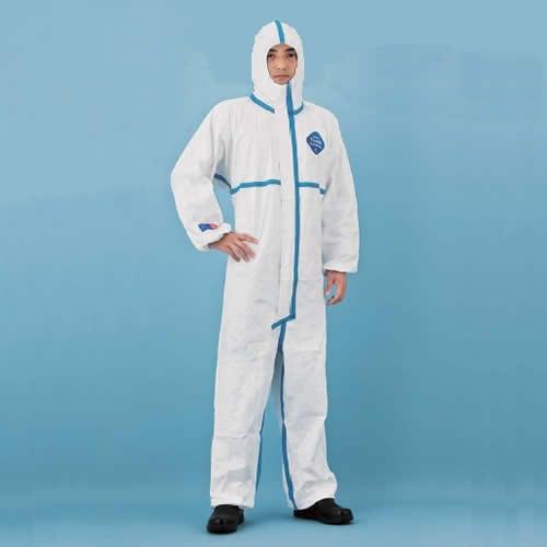 タイベックソフトウェアIII型防護服