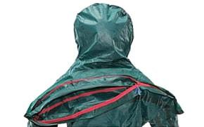 化学防護服/保護服 シゲマツ マイクロケム4000D (1着) M〜XXLサイズ 【重松製作所/タイベック/防塵服/放射能】