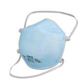 興研 使い捨て式防塵マスク ハイラック650-DS2 2本ひも式 (10枚入) 【粉塵/作業/医療用】