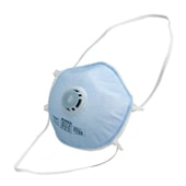 興研 使い捨て式防塵マスク ハイラック655-DS2 2本ひも式 (10枚入) 【粉塵/作業/医療用】