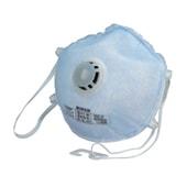 興研 使い捨て式防塵マスク ハイラック655T-DS2 フック式 (10枚入) 【粉塵/作業/医療用】