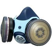 【興研】 取替え式防塵マスク 6061G-02-RL1 【粉塵/作業/医療用】
