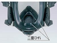 重松製作所シゲマツ取替え式防毒マスク