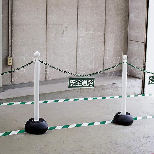トラテープ/動線/区画/フロアライン/床/工場/路面/倉庫/駐車場/安全マーキング
