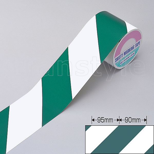 トラテープ(反射タイプ) 90mm幅×10m×0.15mm 選べる3色