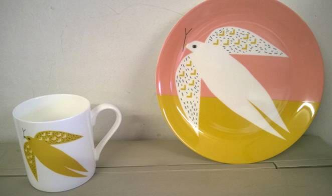 Dove plate and mug .jpg