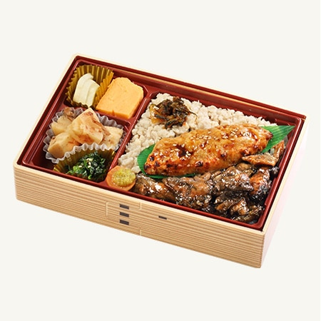 池田さんの夢創鶏 味わいづくし弁当