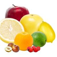 7つの果実フルーツ酸