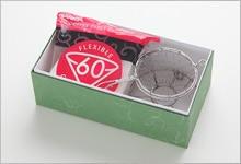 手編みコーヒードリッパ—|ステンレス(小 1〜2杯用)セット