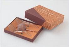 茶こし 銅×ステンレス|小
