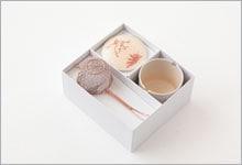 茶こし 銅×ステンレス|中
