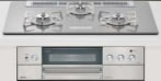 加熱機器を選ぶ ガスコンロ