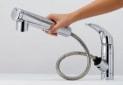 キッチン水栓を選ぶ シャワータイプ