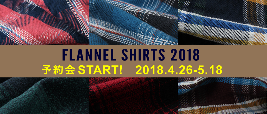 FLANNEL SHIRTS 2018