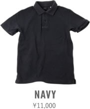 67LW UES POLO SHIRT NAVY