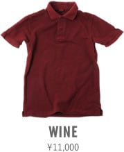 667LW UES POLO SHIRT WINE