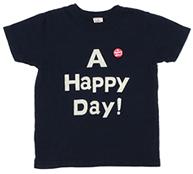 完全予約生産品 A HAPPY DAYインディゴTシャツ キッズサイズ