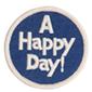 A HAPPY DAY! ネイビー