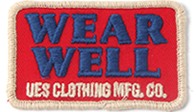 WEAR WELL レッド