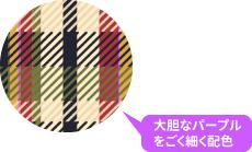 ポイント3 色柄イメージ
