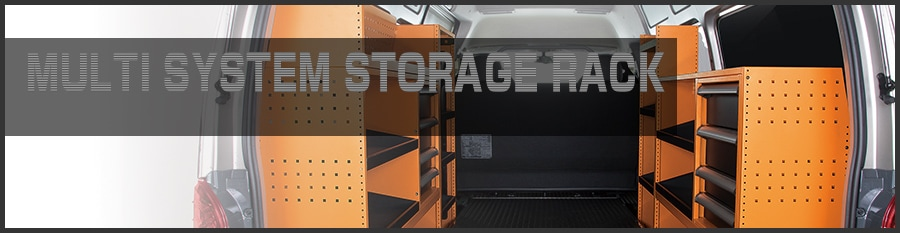 MULTI SYSTEM STORAGE RACK