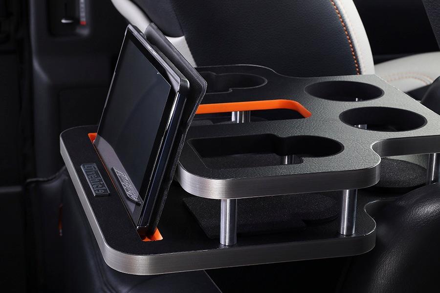 ユーアイビークル/UIvehicle ハイエース/HIACE リア用マルチホルダー