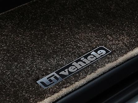 ユーアイビークル/UIvehicle ハイエース/HIACE スライドドアステップマット
