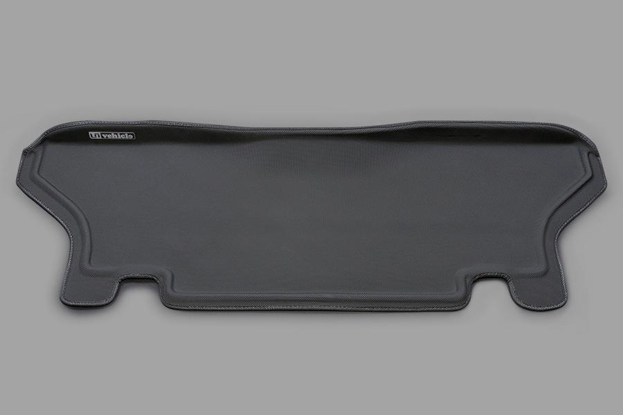 ユーアイビークル/UIvehicle ハイエース/HIACE 3Dラバーマット