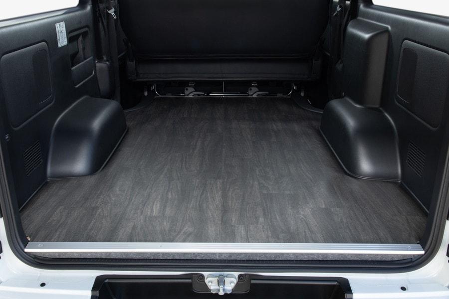 ユーアイビークル/UIvehicle ハイエース/HIACE 簡易床張りキット
