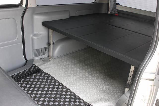 ユーアイビークル/UIvehicle ハイエース/HIACE セカンドシートロングスライドレール