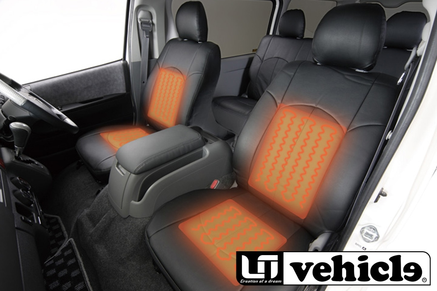 Seat Heater Kit for HIACE