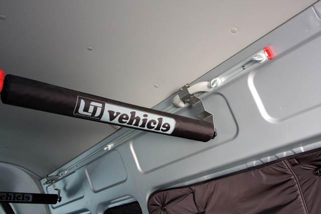 Aluminum 2m Sliding Bar for HIACE