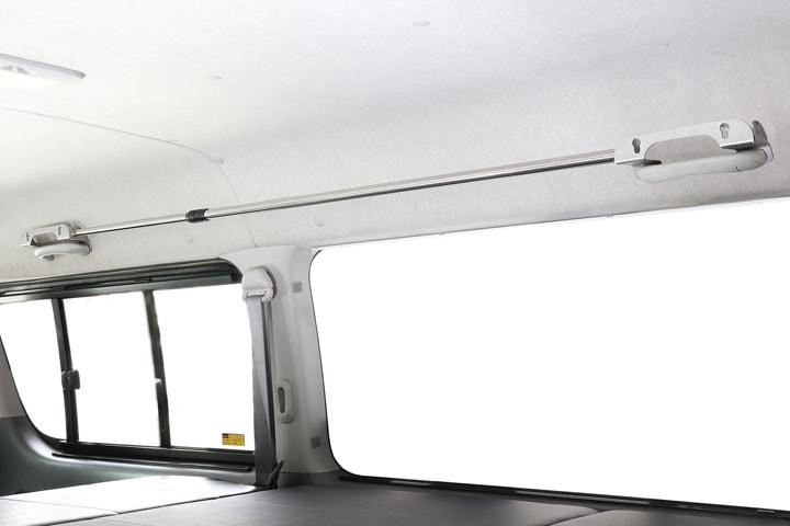 ユーアイビークル/UIvehicle ハイエース/HIACE ルームハンガー
