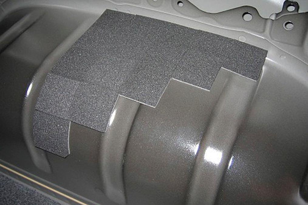 ユーアイビークル/UIvehicle ハイエース/HIACE 防音・断熱材・フェリソニ