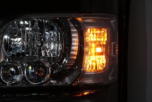 ユーアイビークル/UIvehicle ハイエース/HIACE LEDウインカーバルブ