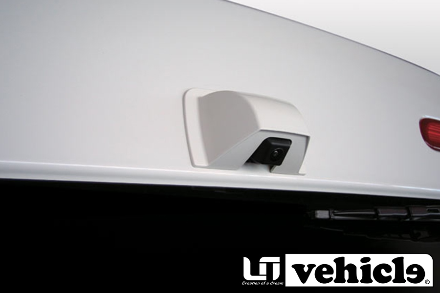 Tailgate Camera Hole Cover for HIACE