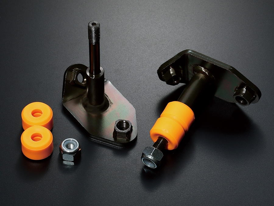 ユーアイビークル/UIvehicle ハイエース/HIACE 4WD車ローダウン用スタビライザー固定ブラケット