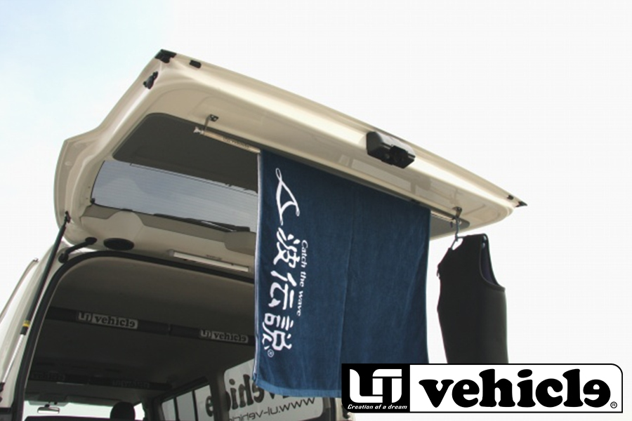 Hanger For Tailgate (made of stainless steel) for HIACE